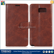 accessories fashion new style folio leather case for samsung galaxy note 5