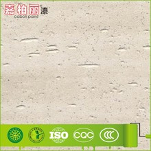 Caboli painting grey color Liquid Granite paint for walls