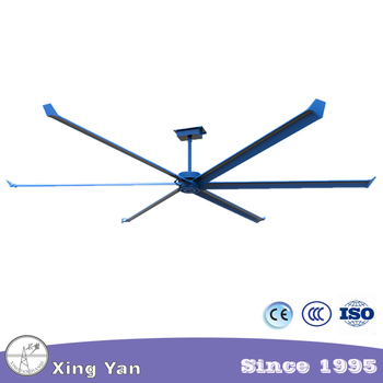 2017 Air Cooling Electric hvls Industrial Ceiling fan