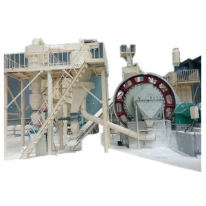 GMF quartz powder making machine, sand powder making machine