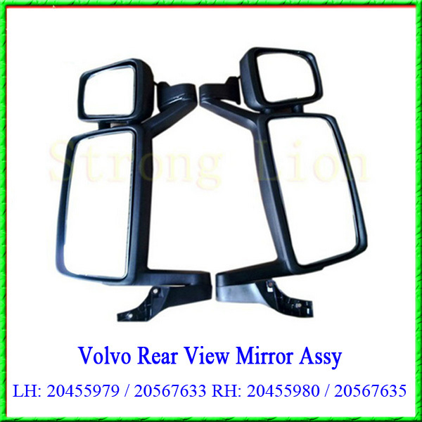 Excellent Quality Auto Body Parts Commercial Truck Rearview Mirror