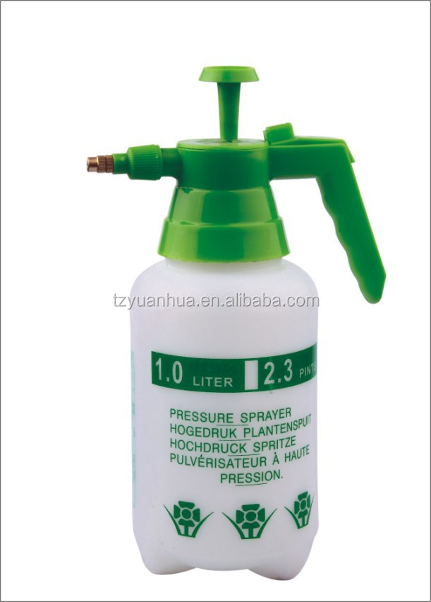 new style 1L 1.5L 2L 3L garden air plastic pressure sprayer