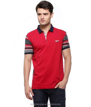 100% Cotton Wholesale Custom Slim Fit Polo Men