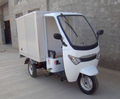 2015 cargo electric tricycle
