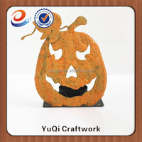 hot new products for 2017 artificial craft pumpkins halloween decoration