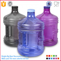 5 Gallon BPA Free Water Bottle with Big Mouth Screw Cap