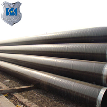 API 5L GR. X42 X52 LSAW steel pipe , steel line pipe for gas and oil