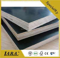Megaplex waterproof shuttering film faced plywood for construction materials/ concrete formwork plywood for building
