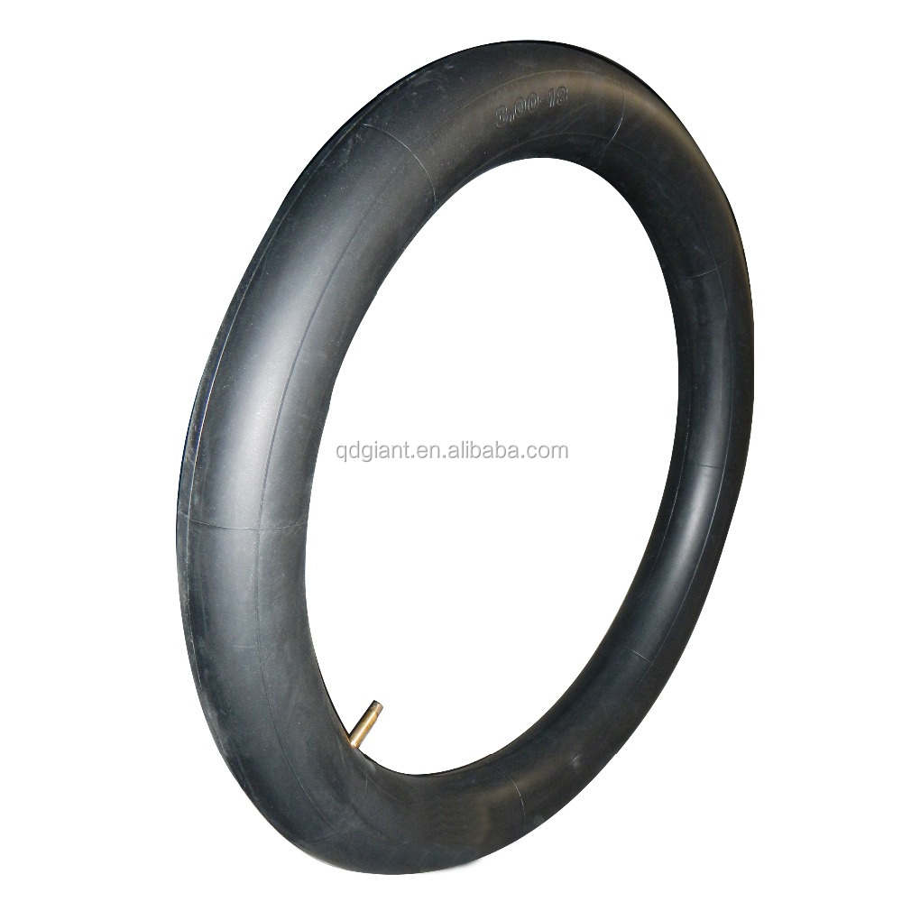 Heavy duty natural rubber Mountain Motorcycle inner tube