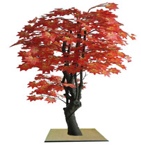 high quality cheap artificial red japanese maple trees