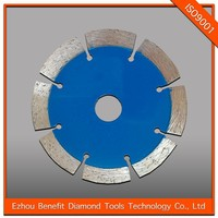 Dry cutting 115MM sintered diamond discs for granite