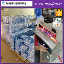 Guangdong factory PVC film in rolls for pvc shrink film gravure printer