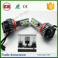 Cheap price 6V~14V DC 20W COB H4 Motorcycle Headlights Hi/Lo Beam Light Electric Cars Modified Lamp,head light led