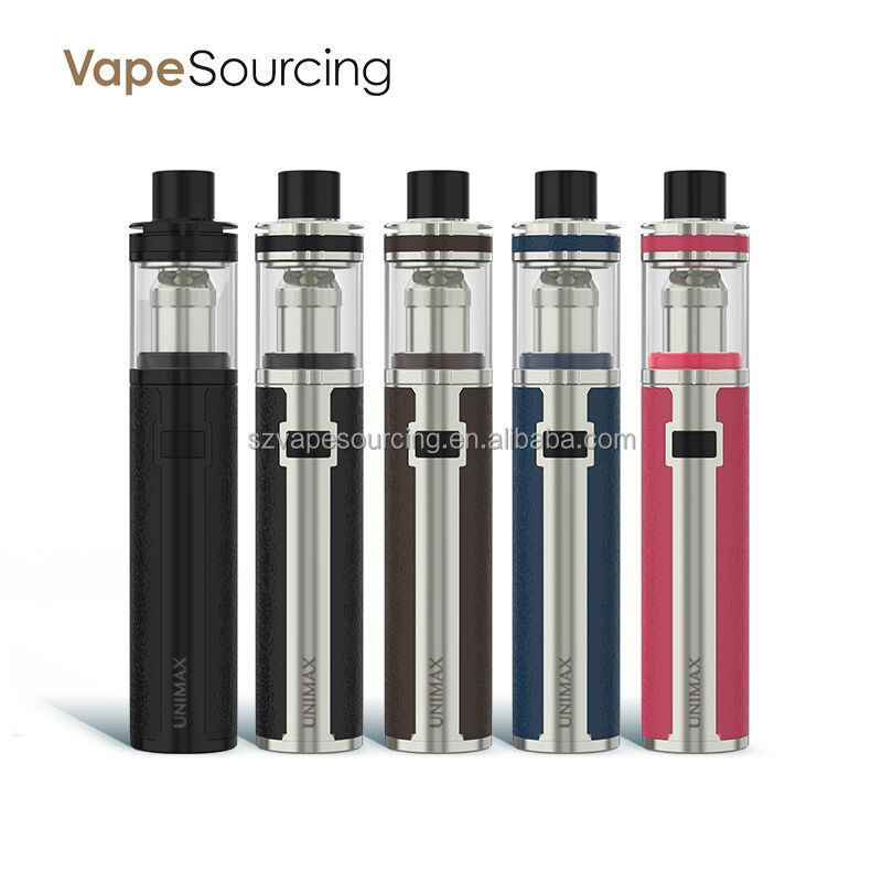 2017 Best Factory price Vapesourcing Joyetech UNIMAX 25 Kit, Upgraded from eGo AIO UNIMAX 22 Kit
