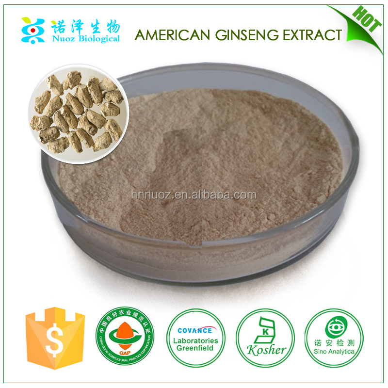 100% PURE Panax Ginseng Extract Powder 20% Ginsenosides Boosts Energy Vitality