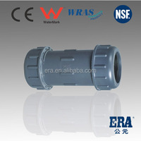 ERA PVC adjustable pvc coupling