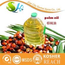 ISO certificated food garde natural cooking lowest price rbd palm oil
