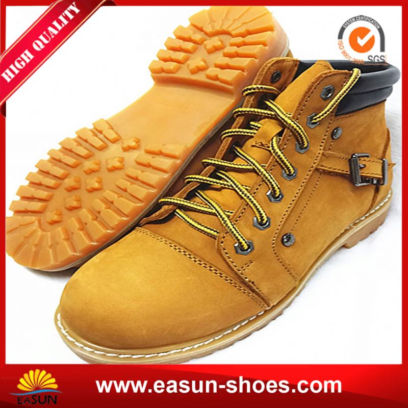Safety Shoes With Heels Safety Boots Wholesale from China Supplier