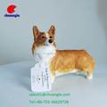Resin Dog Statues, Polyresin Decorative Animal Statue