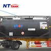 Factory direct sale ISO approved transportation bitumen tank container