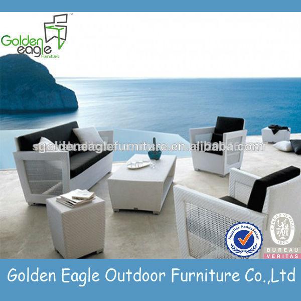 Muebles al aire libre muebles de rat n sint tico barato for Diseno de muebles de jardin al aire libre