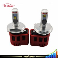 B-deals china high power p6 4500LM h4 auto led headlight