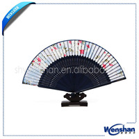 customized paper craft fan