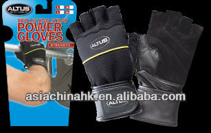 Pro Lifting Strap Power Gloves