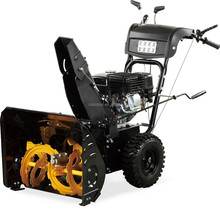 6.5hp Snow Blower Equipment /Cleaning Machine With Snow Hot Tyre