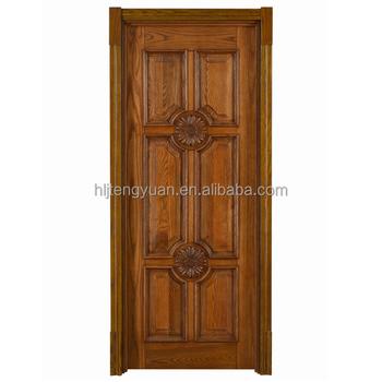 Cheap wood front door buy front door wood front door for Cheap wooden front doors