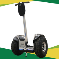 Two wheel electronic scooter
