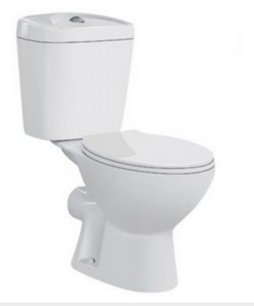 Fashion washdownTwo Piece Bathroom Ceramic mini Toilet spy cam