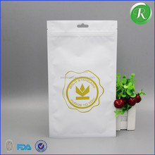 Resealable CMYK Gravure Printing Men plastic bag ziplock tear notches underwear packaging pouch Aluminum foil