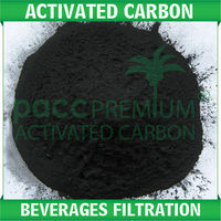 Powdered Activated Carbon for Beverages Filtration