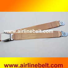 Original airline airplane aircraft seat belt buckle safety belt