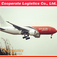 freight forwarder China to USA air shipping--skype:penny869