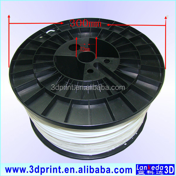 1.75mm 3 mm ABS PLA 3d printer filament 5 KG for 3d printer