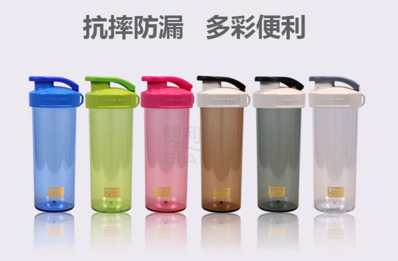 Summer holiday fruit infuser water bottle with small mouth