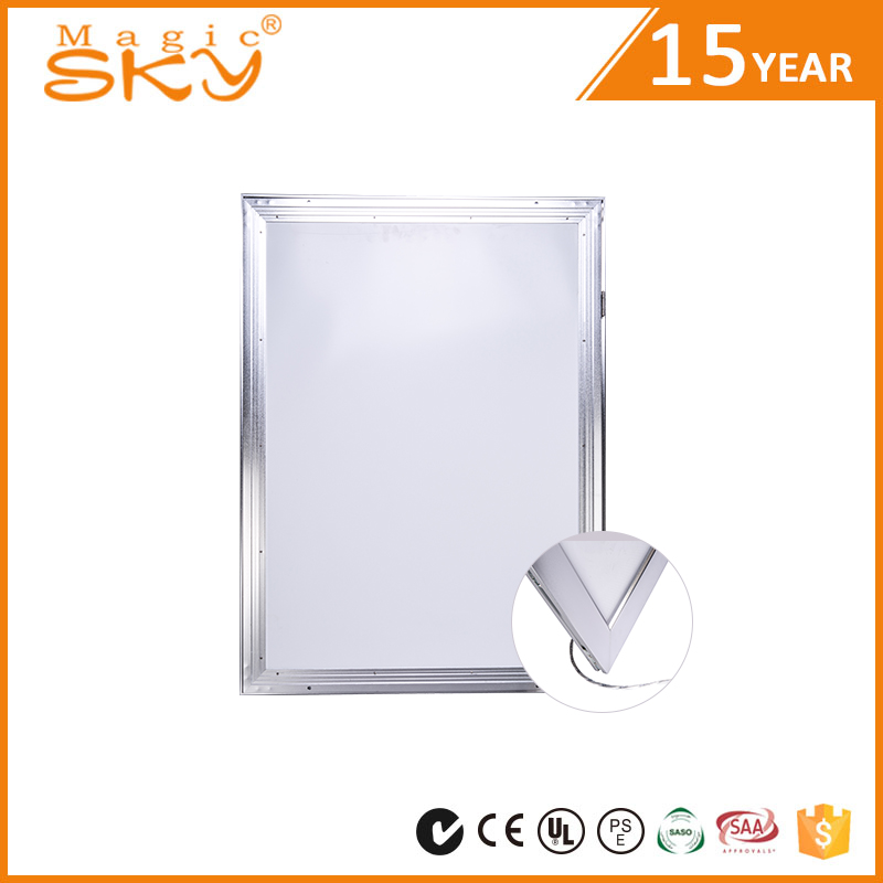 Outdoor waterproof led signage advertising box picture frames / slim light box / led picture frame lights