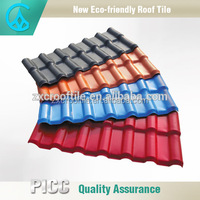 Anti-corrosion best price Synthetic resin roof tile,synthetic spanish roof tile,roofing shingle