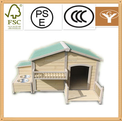 factory directly supply for outdoor wooden pet cage