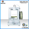 IdeaWerk high precision consumer desktop 3d printer