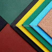 Eco Friendly Material Indoor Rubber Floor