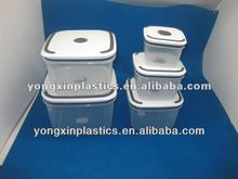 best sales food grade plastic container food packaging for pickle