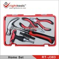 RIGHT TOOLS NEW SET RT-J383 14 PCS HOUSEHOLD TOOL SET