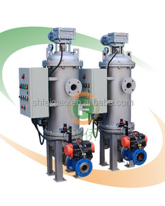Automatic Backwashing Filter Strainer For Water Treatment