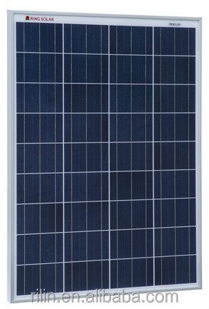 80W Solar Panel 18V, poly crystalline, flexibile dimension is acceptable, Ningbo Ring Solar CO., LTD