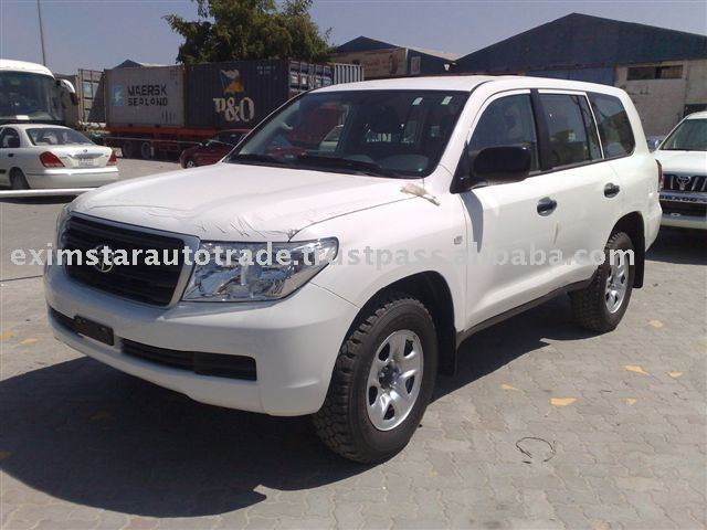 TOYOTA LAND CRUISER G9 DIESEL MANUAL TRANSMISSION 2009 YEAR MODEL