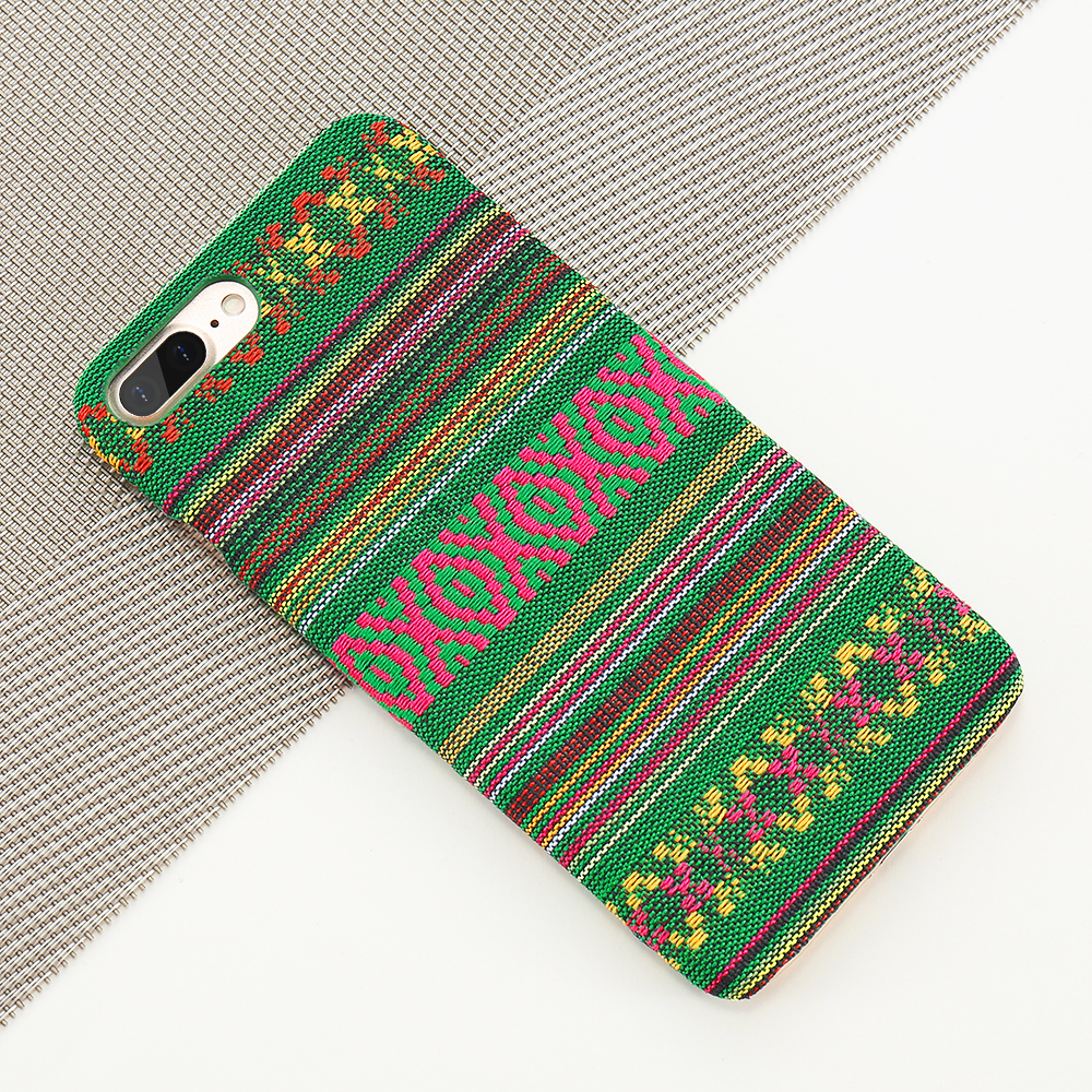 Bohemian Style Phone Case For iPhone 6 6S 7 Plus 5 5S SE Exotic Folk Traditional Cloth Fabrics Back Cover For iPhone 6 i 7 Case (11)