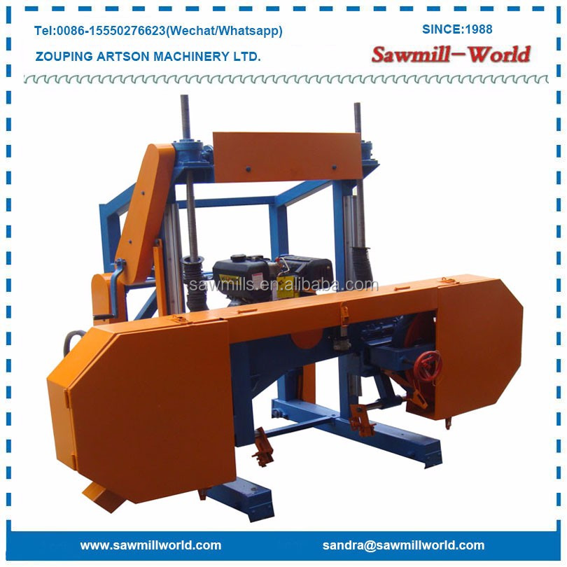 horizontal wood cutting band saw woodworking machines from china